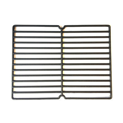 Gusseisen Grill Rost (Gusseisen Grillrost 40 x 30 cm - 2 Stück Gußeisen Grillgitter Grillrost Gussrost)