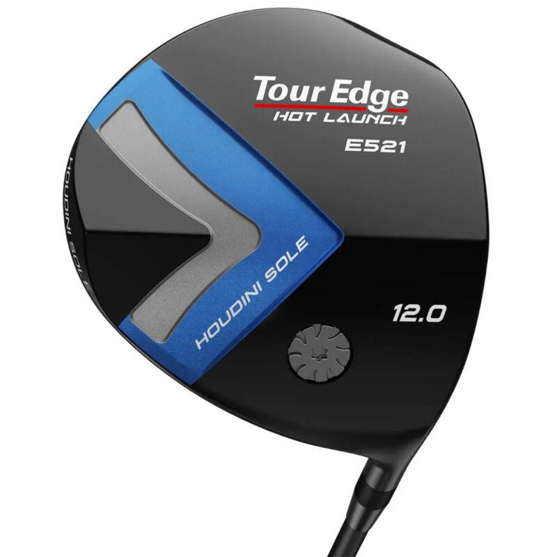 Tour Edge Hot Launch E521 Mens Right Hand Driver