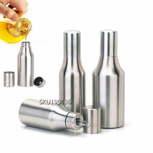 3 Size Stainless Steel Leakproof Drop Oil ...