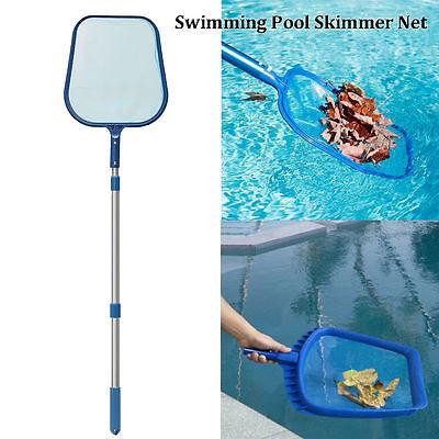 Blatt Rake Mesh Frame Net Skimmer sauberer Swimmingpool Spa Berufswerkzeuge