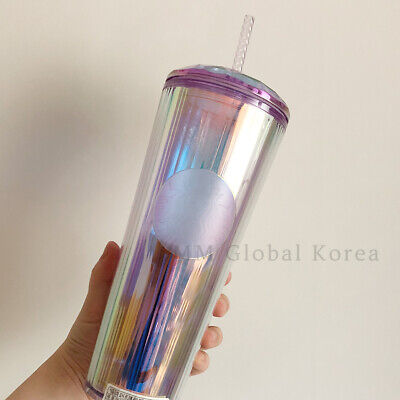 Starbucks 2021 Summer 2 Forest Kaleidoscope Cold Cup 710ml Limited Edition Korea