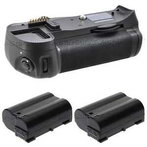 Battery-Grip-for-Nikon-D7000-2x-EN-EL15-Replacement-Batteries
