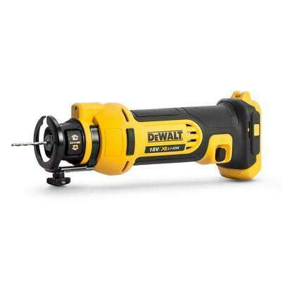 Dewalt DCS551N 18V XR li-ion drywall cut-out tool naked - body only