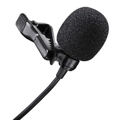 walimex pro Lavalier Mikrofon für Smartphone, mit stabilem Ansteckclip