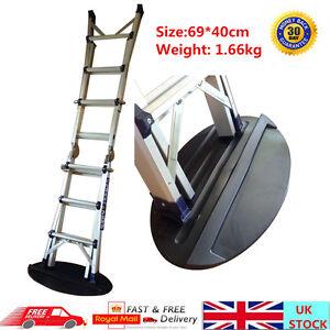 Anti Slip Rubber Ladder Mat LadderMat Ladder Safety Stabiliser Leveller 69*40CM