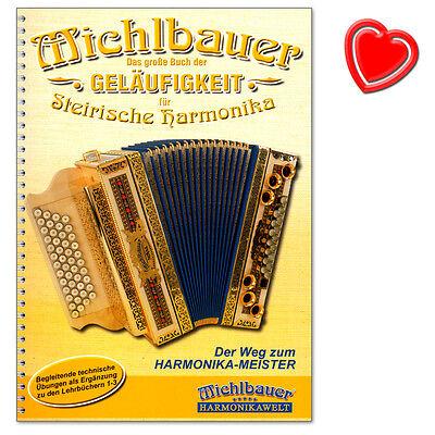 Das große Buch der Geläufigkeit - Verlag Michlbauer - EC3062 - 9789050161183