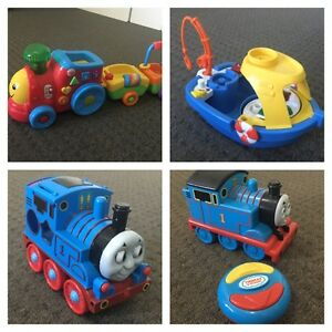 ASSORTED TOY SALE Thomas the Tank Fisher Price Lamaze  Walkers Kaleen Belconnen Area Preview