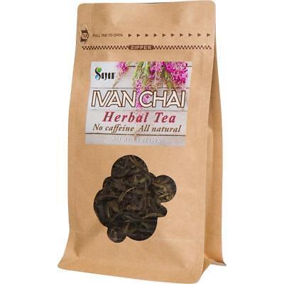 Ivan Chai Loose Herbal Tea 1.8oz / 50g | Natural Organic Energy | Brews 50 Cups (Energy Brew Tea)