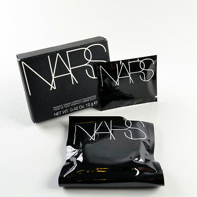 Nars Radiant Cream Compact Foundation Refill TAHOE Medium/Dark 2 - 0.42 Oz. - Cream Foundation Refill