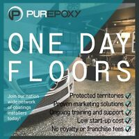 PurEpoxy installers needed in Sask!!