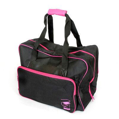 NEW | Groves MR4660/FUC | Black Sewing Machine Bag | 43 x 35 x 22cm | FREE POST
