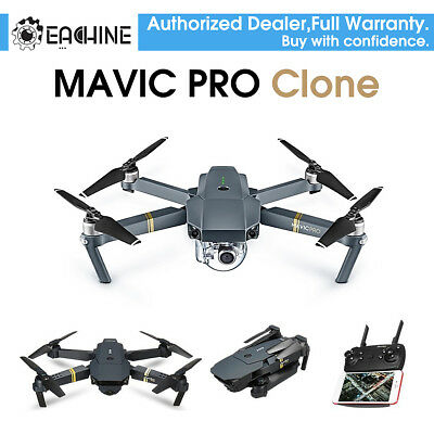 Eachine E58 2MP 720P Camera WIFI FPV Foldable Drone 2.4G 6-Axis RC Quadcopter