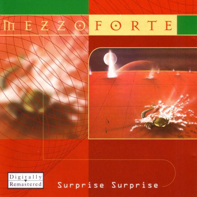CD Mezzoforte Surprise Surprise incl. Garden Party