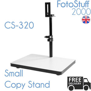 CS 320 Small Copy Stand / Rostrum   32 CM Max Height   UK Stock