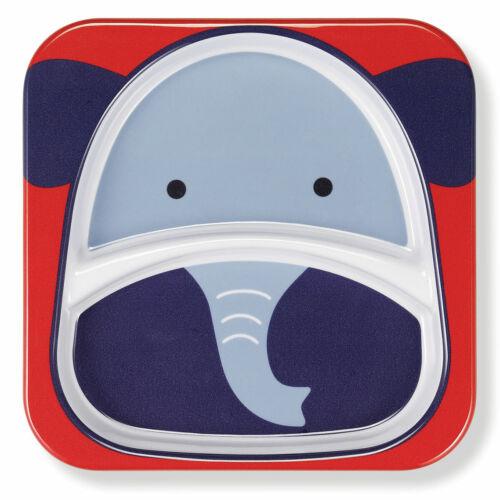 Skip Hop Zoo Divided Plate - Elephant