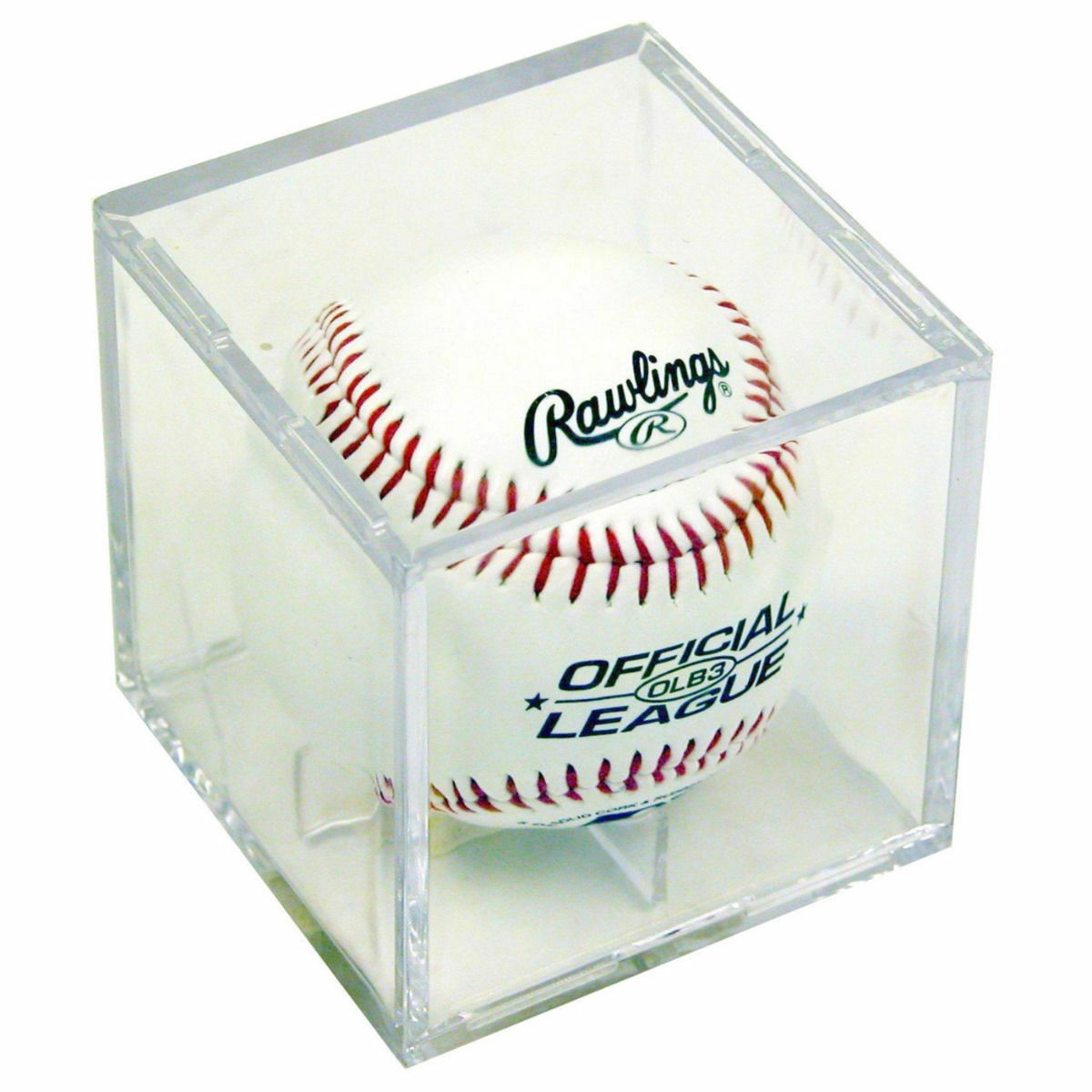 ULTRA PRO BASEBALL CUBE,  baseball display case clear NEW protection holder