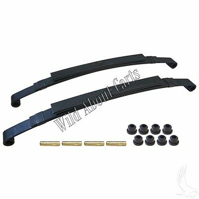 Club Car DS 81+ Golf Cart Dual Action Heavy-Duty Rear Leaf Spring Kit