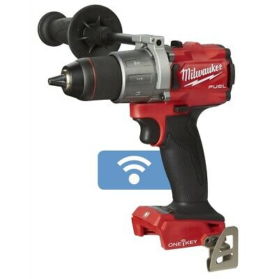 Milwaukee 2806-20 M18 Fuel Cordless 12 Brushless Hammer Drill With One-key