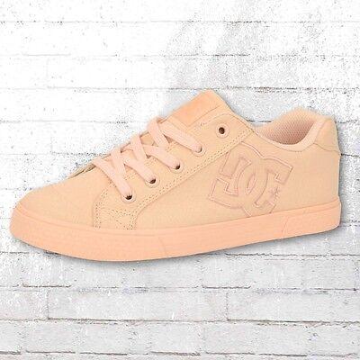 Womens Pfirsich (DC Shoes Damen Schuhe Chelsea Sneaker pfirsich Frauen Schuh orange pink Women)