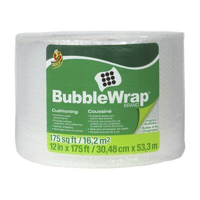Brand Bubble Wrap Roll 316 Original Cushioning 12 X 175 Perforated Every