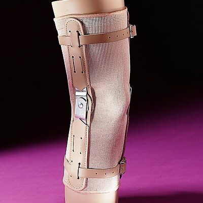 Bell-Horn Elastic Hinged Knee Brace Support Closed Patella, 109S, NEW IN BOX ()