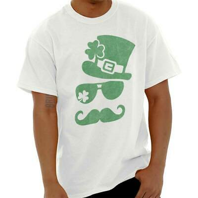 St Patricks Day Lucky Charm Funny Shirt Cool Irish Gift Patty Classic T Shirt Te ()