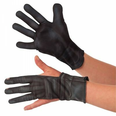 Captain America Handschuhe (Captain America Bürgerkrieg Hawkeye Erwachsene Handschuhe Marvel Comics Neu)