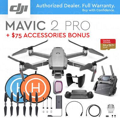 DJI MAVIC 2 PRO with 20MP HASSELBLAD Camera + ACCESSORIES COMBO