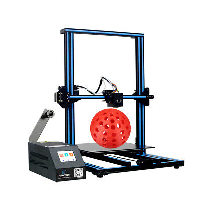 Geeetech Large 3D printer A30 Better adhesion 3.2″ full-color touch