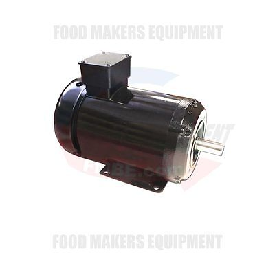 Revent Oven 620 624 703 Circulation Fan Motor. 208 - 230 460v. 50284906