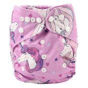 1 U PICK Baby Cloth Diaper Reusable Washable Adjustable Pocket Nappy Cove