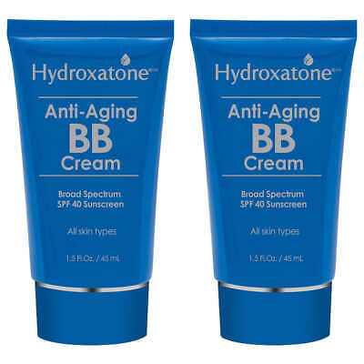 Hydroxatone Anti-aging BB Cream Universal Shade for All Skin Types SPF 40