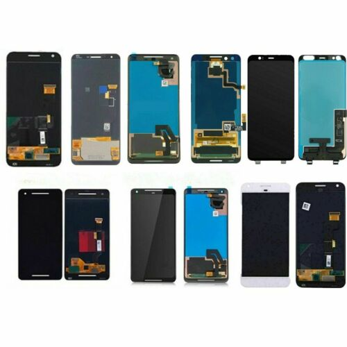 For Google Pixel 1 2 3 3A 4 XL LCD Display Touch Screen Digitizer Replacement QC