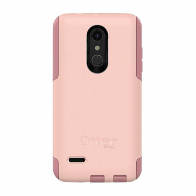 Original OtterBox Commuter Series Cell Phone Drop Protection Case LG K30 Pink ()