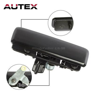 77192 Black Exterior Front Right Side Door Handle for Chevrolet Astro 1992-2005