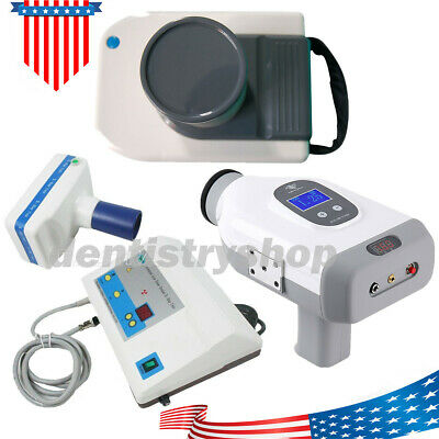 Dental Portable Digital X-ray Imaging System High Frequency Film Imaging 3models