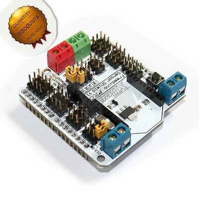 Freaduino Sensor Shield V1.2 With Xbee Shield For Arduino