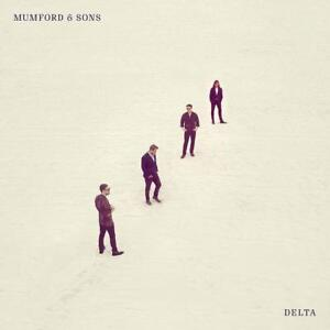 MUMFORD AND SONS DELTA 2-LP VINYL SET (Released November 16th 2018)