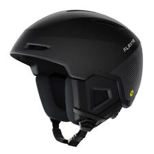 Flaxta Exalted MIPs Protective Ski and Snowboard Helmet Medium/Large Size, Black
