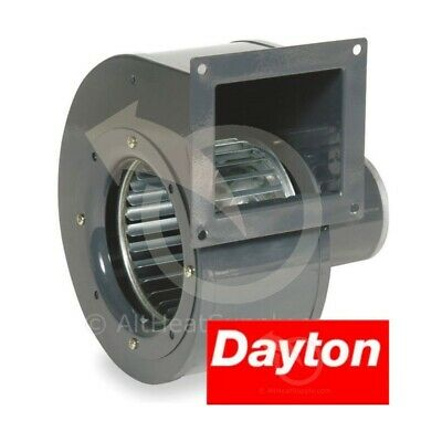 Dayton Model 1tdr3 Psc Draft Fan Blower 115 Volt Replaces 4c447 Cfm 273