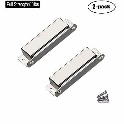 - WOOCH Door Magnetic Catch - 60lb High Magnetic Stainless Steel Heavy Duty