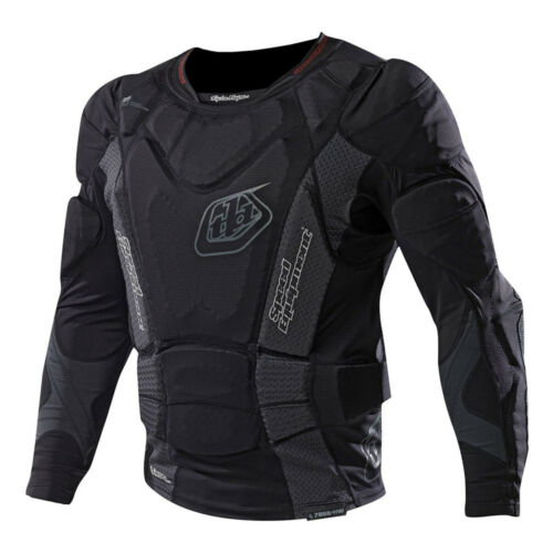 New Troy Lee Designs UPL7855 Protective Long Sleeve Shirt, Chest Protector, 7855