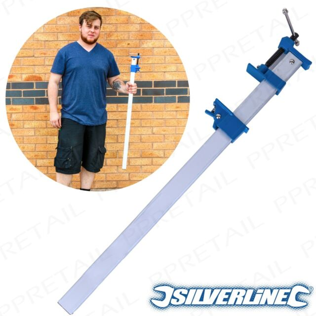 1200mm QUICK RELEASE STRONG EXTRA LONG SASH CLAMP Wood Skirting/Door Frame Cramp