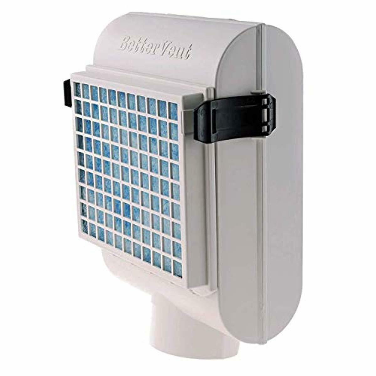 BetterVent Indoor Dryer Vent Kit Protect Indoor Air Quality
