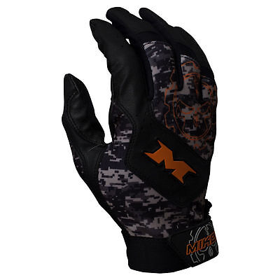 Miken Digital Camo Pro Adult Batting Gloves MIKPRO-DIGI — 2XL, NEW