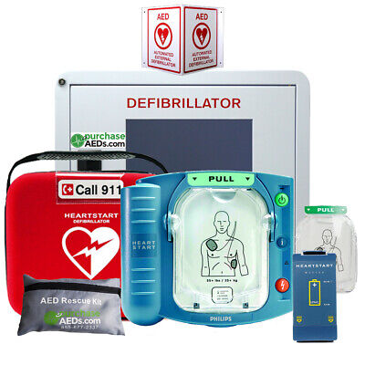 Philips Heartstart Onsite Workplace Community Aed Bundle