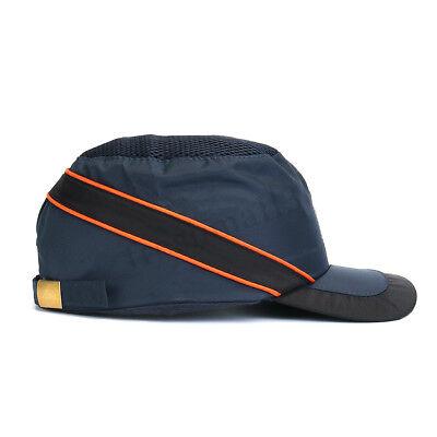 Hat Cap Breathable Safety Helmet Work Construction Hard Impact-resistant