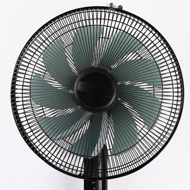 """Household Fan Blade 5//7//9 Leaves with Nut Cover for 14//16/"""" Pedestal Table Fan US"""