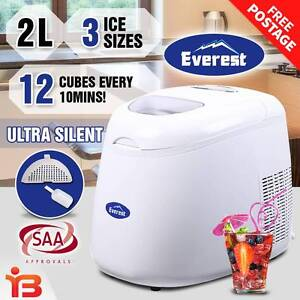 White Colored Ice Cube Maker Machine By Everest Fairfield Fairfield Area Preview