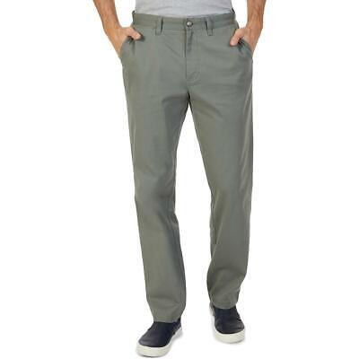 Nautica Mens Deck Classic Fit Stretch Workwear Chino Pants BHFO 6008